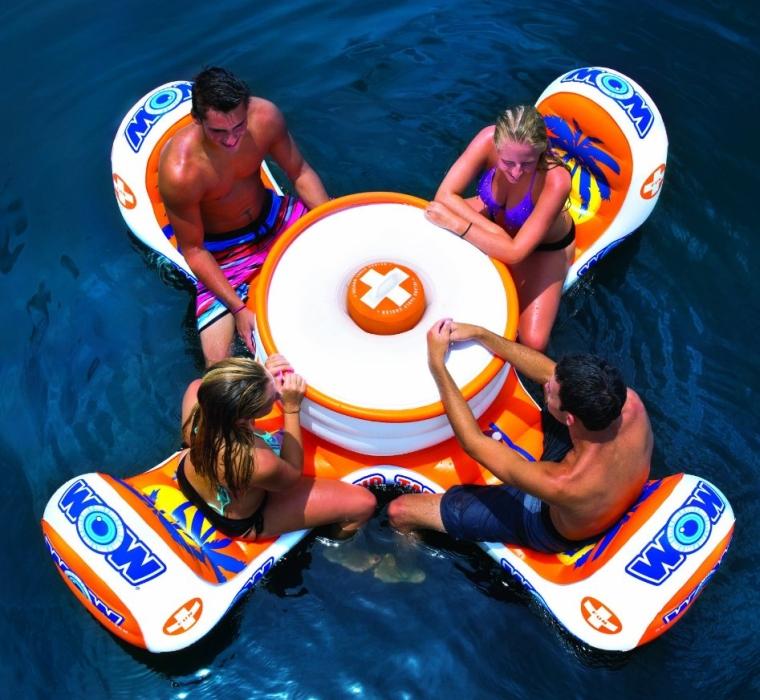 Sports Island Table