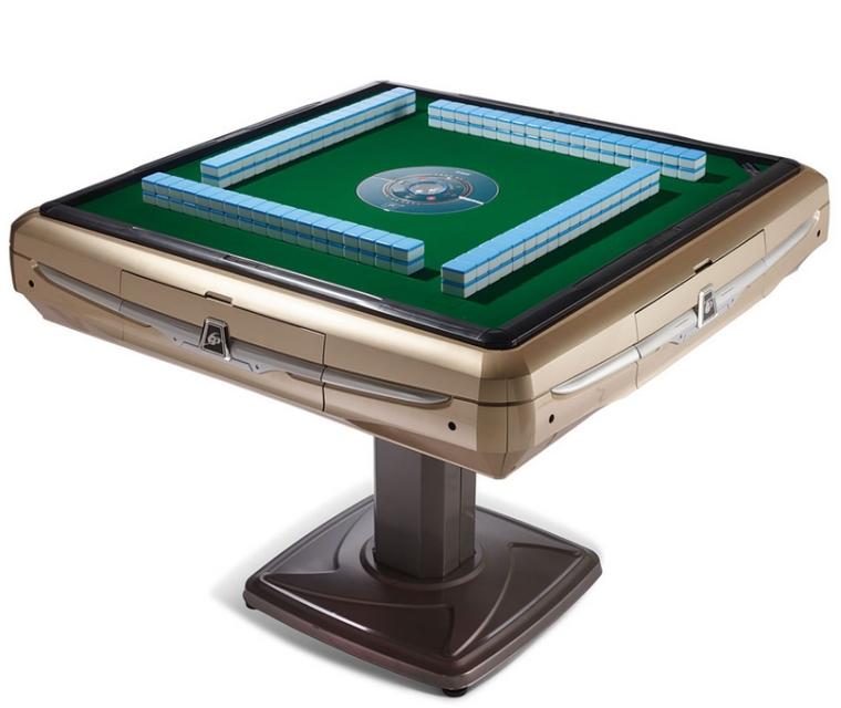 The Automatic Tile Shuffling Mahjong Table