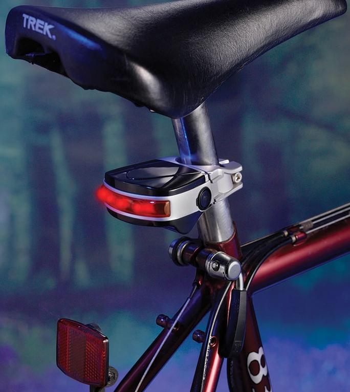 The Smartphone Alerting Bike Alarm