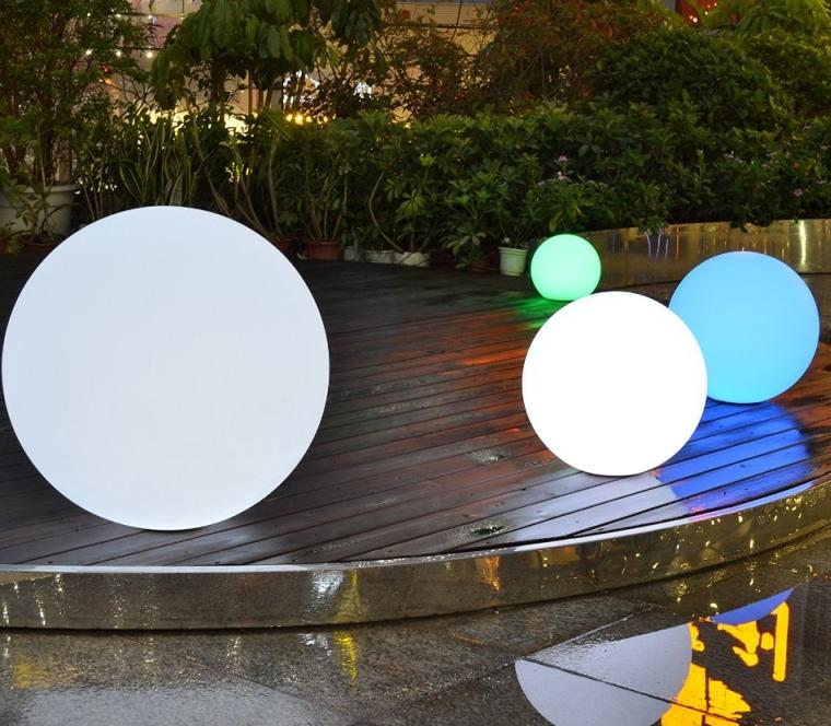 Waterproof Multi Color RGB LED Mood Lamp
