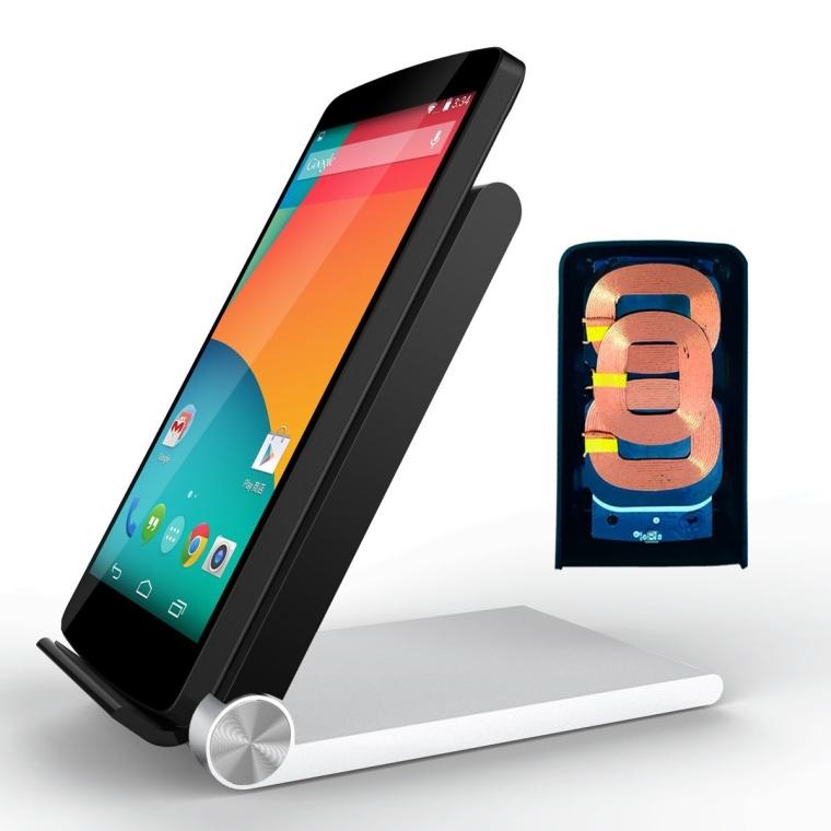 Wireless Charging Dock smartphones