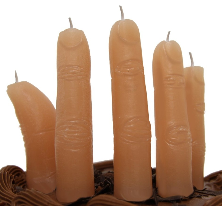 5-Piece Finger Candles