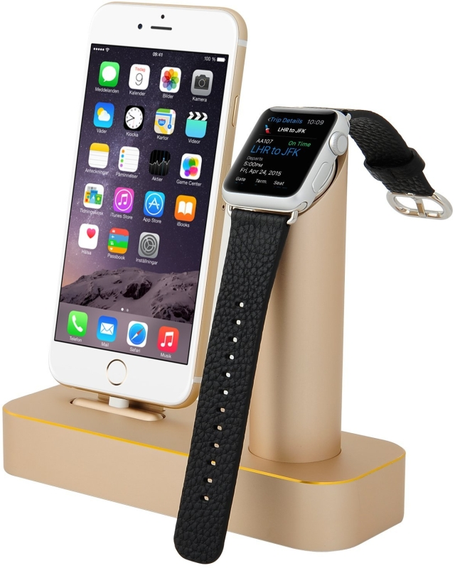 Apple Watch Stand & iPhone Stand
