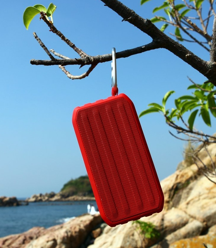 Ayfee Ultra-Compact Portable Wireless Bluetooth 4.0 Speaker