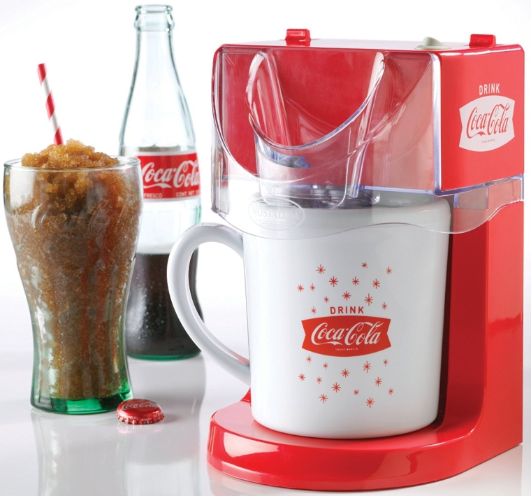 COCA-COLA SINGLE SERVING SLUSH MAKER