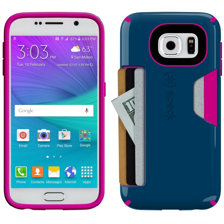 Candyshell Card Case for Samsung Galaxy S6