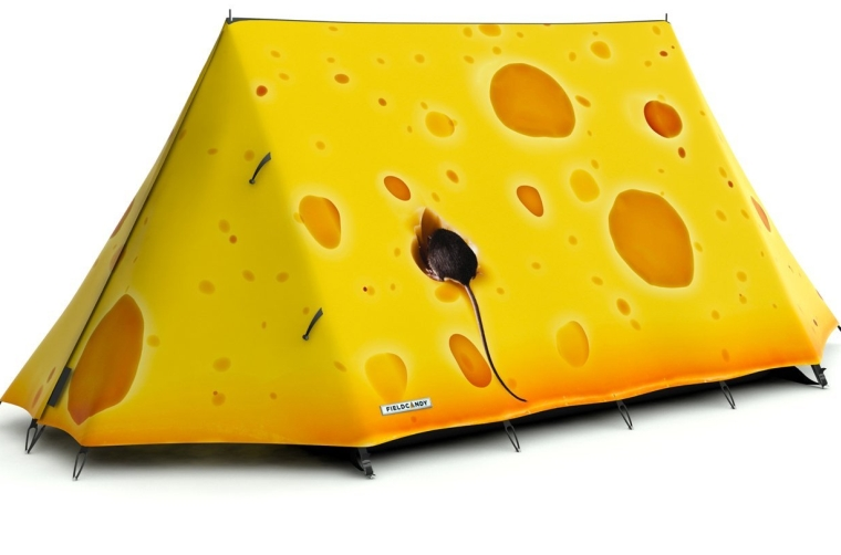 Cheese Please 2-Person Tent