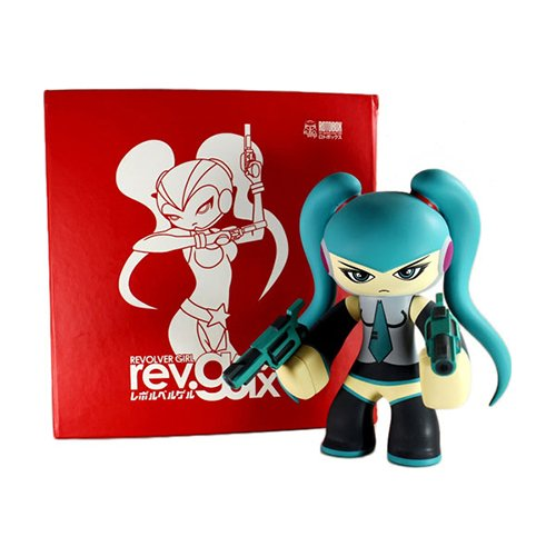 Diva Edition SDCC 2014 Exclusive Designer Vinyl Figure