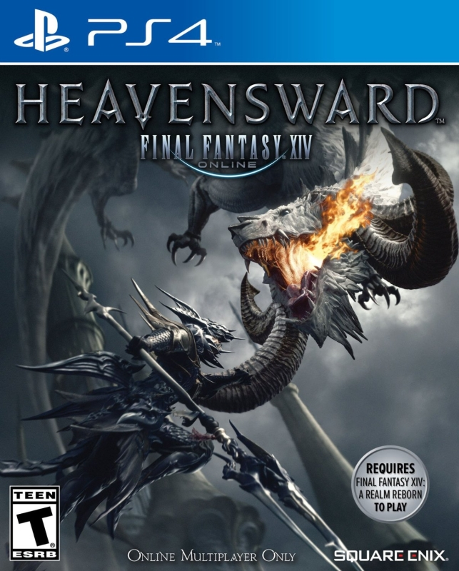 FINAL FANTASY XIV Heavensward - PlayStation 4