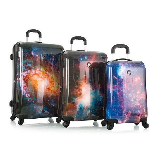 Heys Cosmic Fashion Spinner 3pc set Luggage