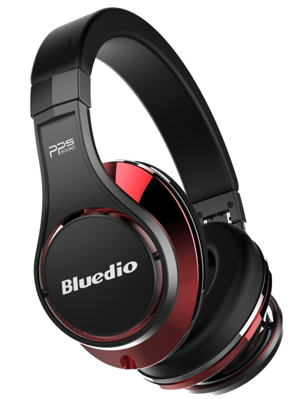 High-End Bluetooth headphones Revolution Patented 8 Tracks 3D Sound Effect