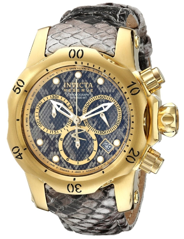 Invicta Women's  Swiss Quartz Brown Watch