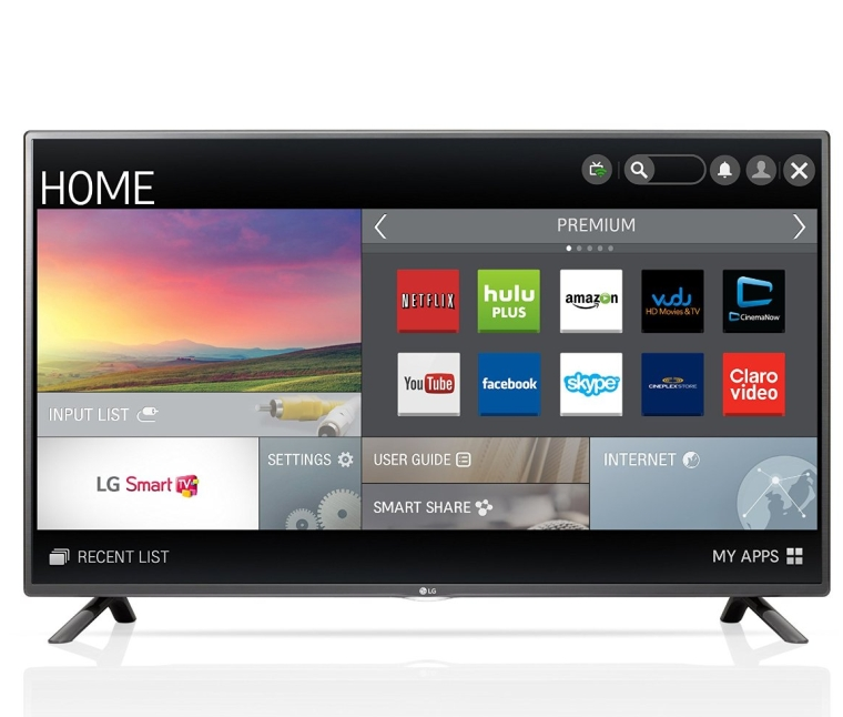 LG Electronics  42Inch 1080p 60Hz Smart LED TV