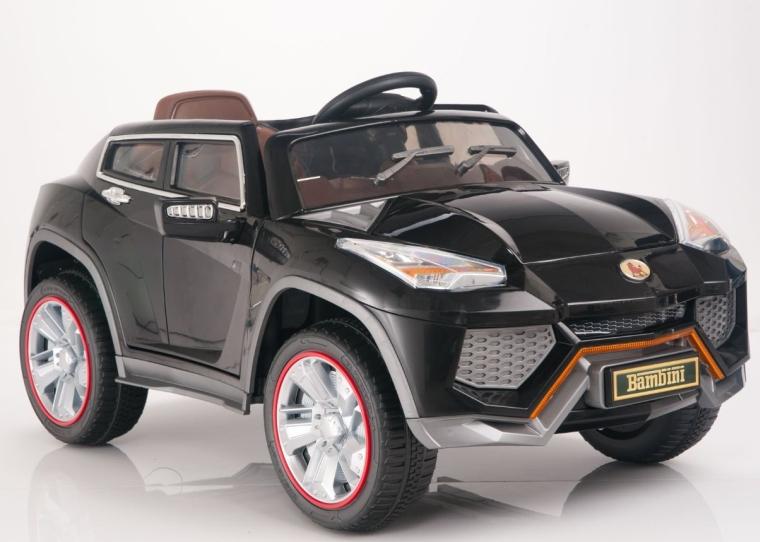 Lamborghini Urus inspired SUV Style Bambini Black