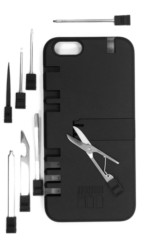 Multi Tool Case for iPhone 6 Plus