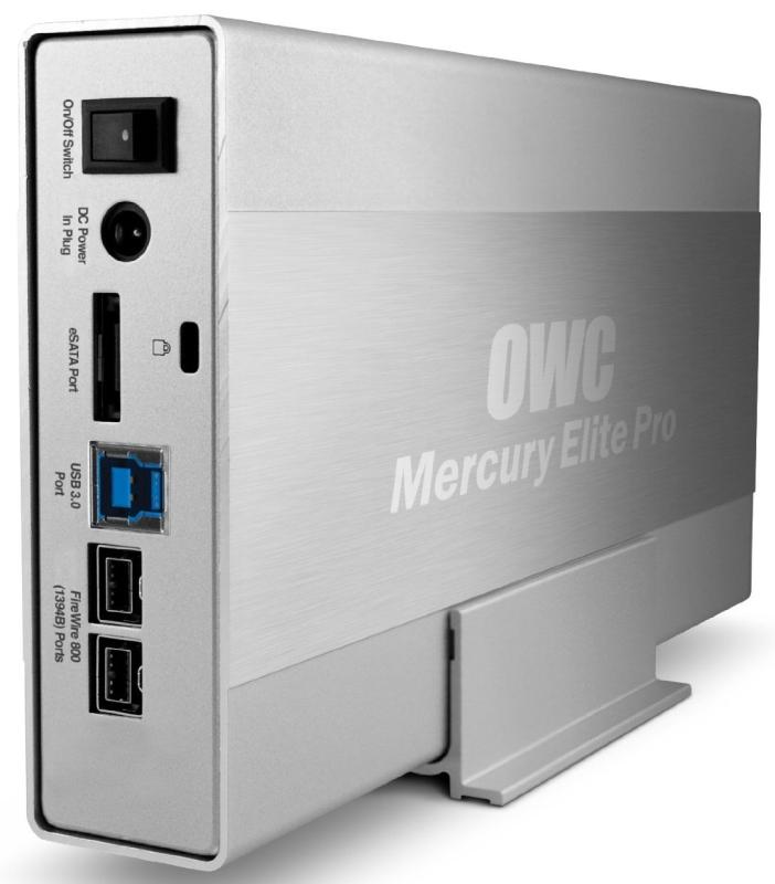 OWC Mercury Elite Pro 4.0TB External Drive
