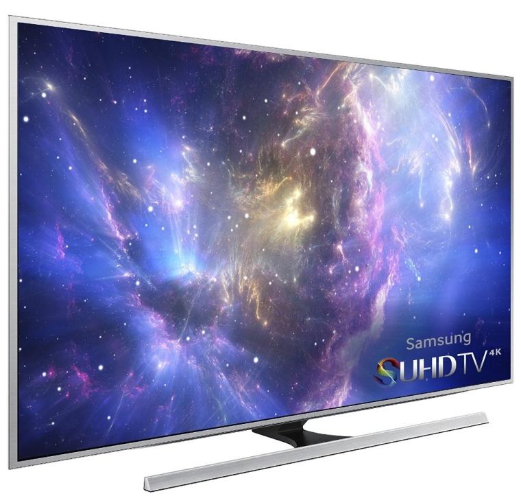 Samsung  65-Inch 4K Ultra HD Smart LED TV