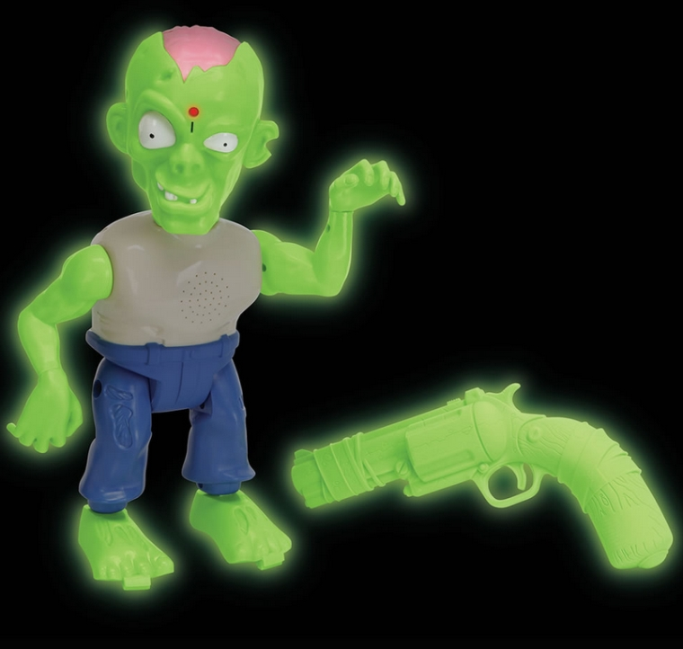 The Glow In The Dark Zombie Blast