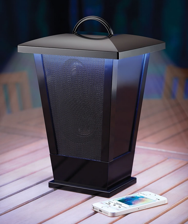 The Wireless Musical Lantern
