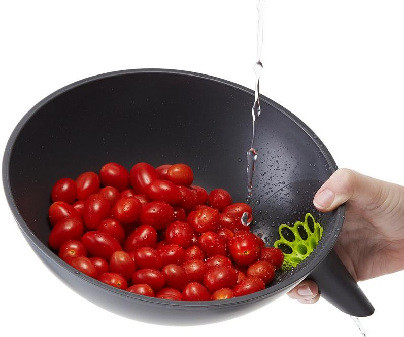 easy to strain bowl