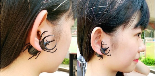 japanese-rhinocerus-beetle-earring-1