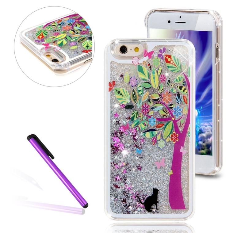 3D Angel Girl Brilliant Luxury Bling iPhone 6 Plus6S Plus Case