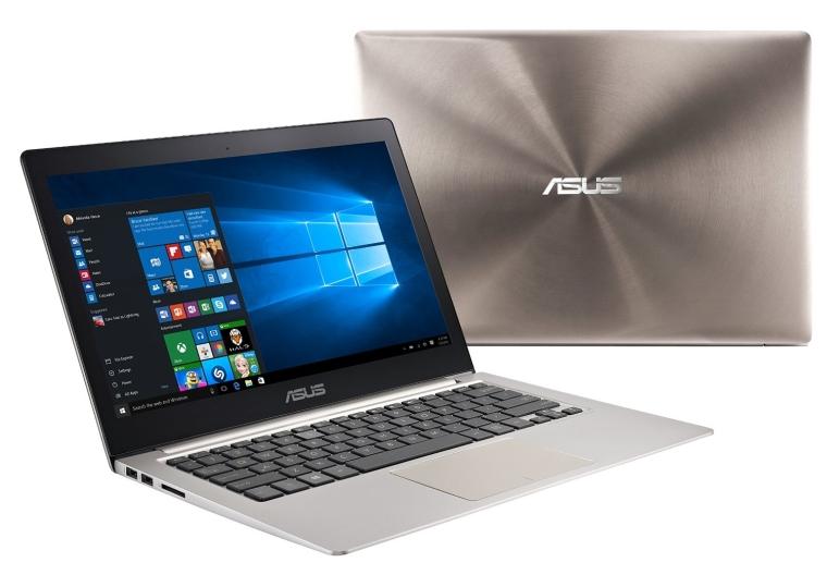 ASUS ZenBook UX303UB 13.3-Inch QHD+ Touchscreen Laptop