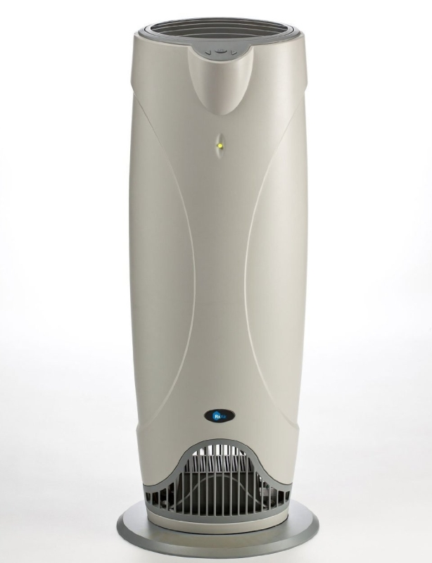Air Purifier UV-C Sanitizer 800 sq ft Coverage Kills Bacteria and Viruses 32-inch Tower