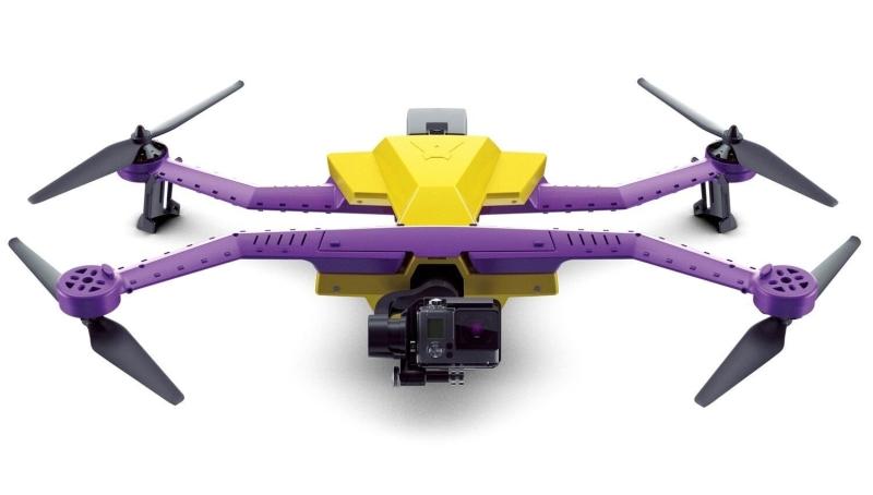 AirDog Auto-Follow Drone for Adventure Sports