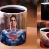 Batman v Superman Heat-Activated Morphing Mug