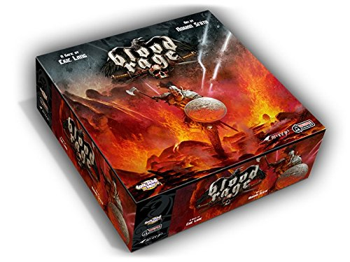 Blood Rage Game