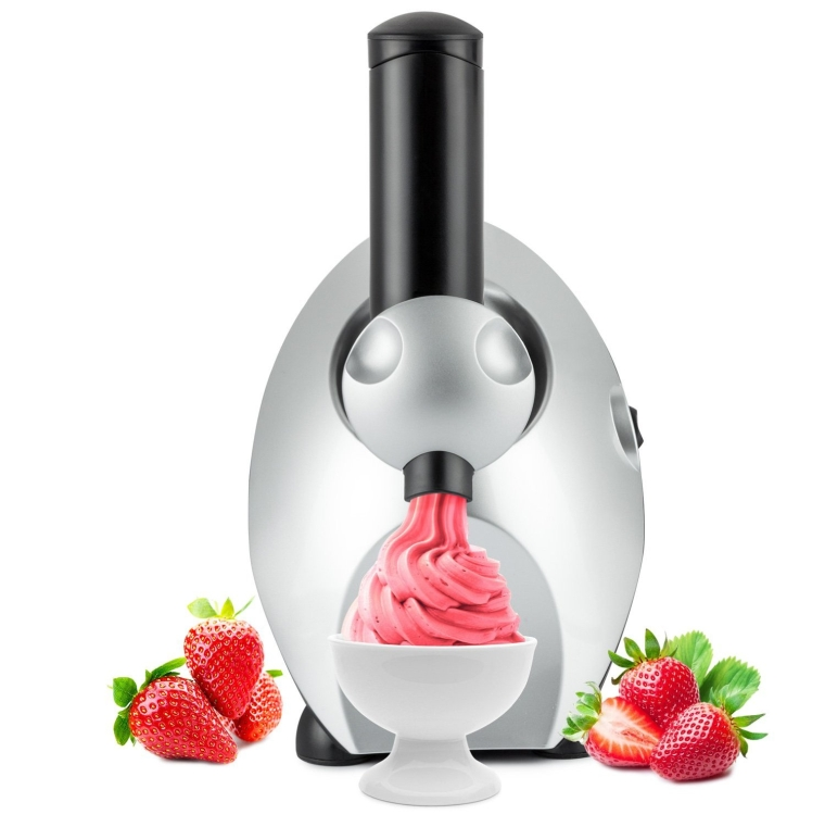 Culinaire Ollie Frozen Fruit Ice Cream  Frozen Yogurt and Dessert Maker