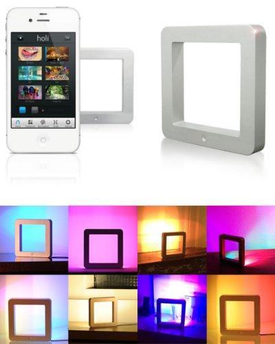 Holi Smart Connected LED Mood Lamp
