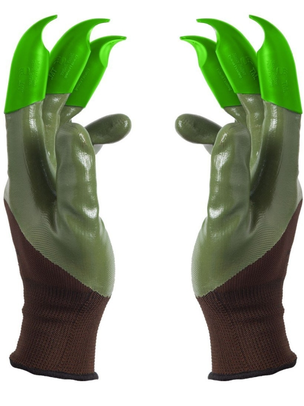 Honey Badger Gardening Gloves for Digging & Planting