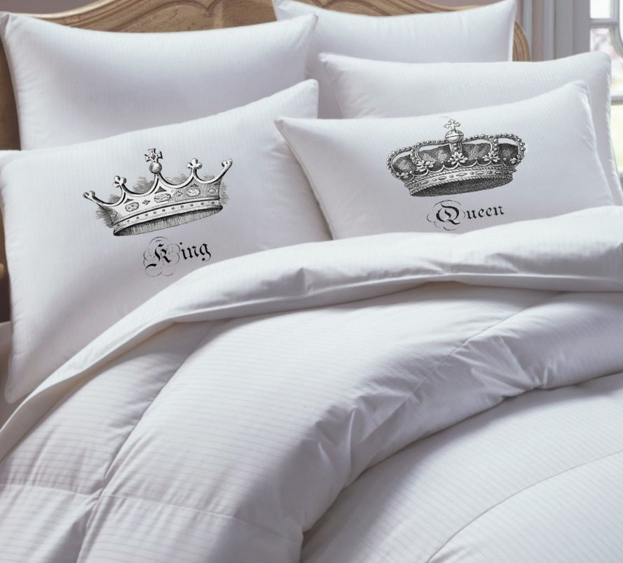 King and Queen Pillowcases