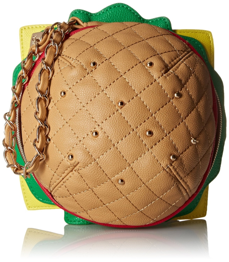 Kitch Nice Buns Burger Wristlet