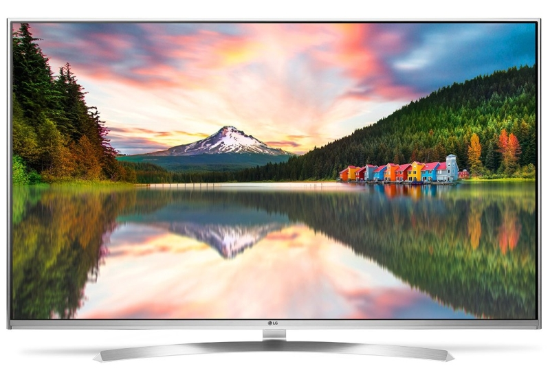 LG Electronics 65UH8500 65-Inch 4K Ultra HD Smart LED TV