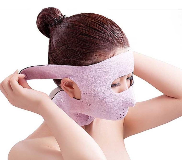 Lift Up Slimming Slim Sleep Mask Belt Strap Band Sleeping