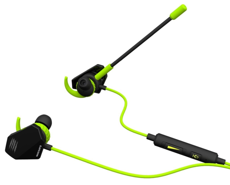Mad Catz E.S. PRO 1 Gaming Earbuds