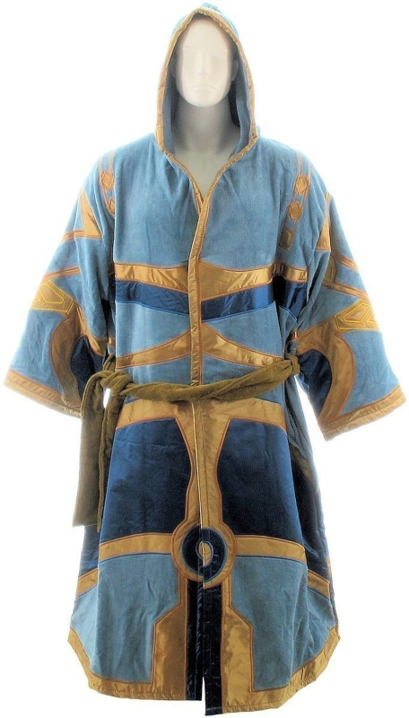 Men's World of Warcraft Cotton Bathrobe