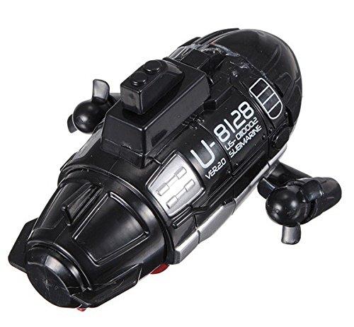 Mini Black Prey Game Remote Control Submarine