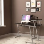Modern Design Durable L Shape Computer Desk