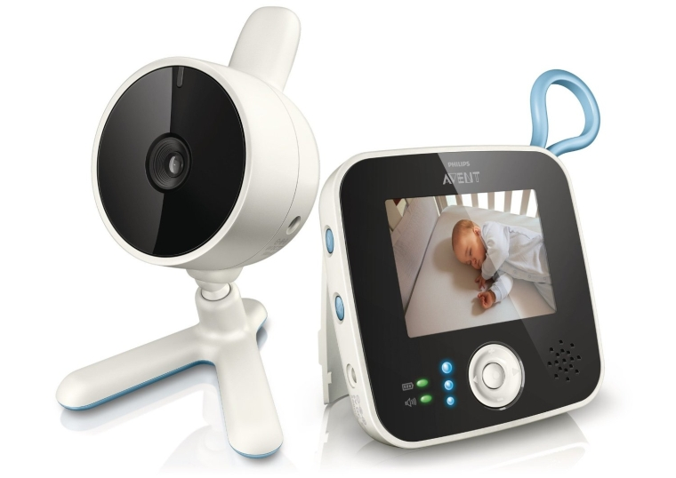 Philips AVENT SCD61000 Digital Video Baby Monitor