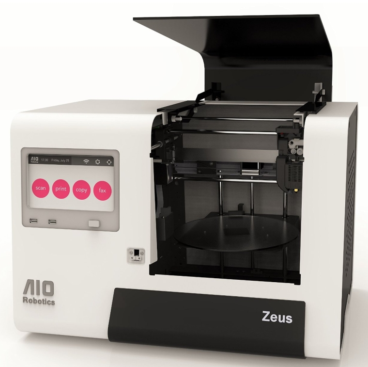 Robotics Zeus All-In-One 3D Printer