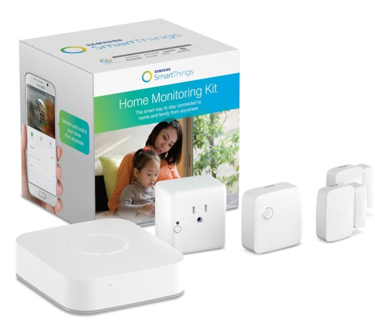 Samsung SmartThings Home Monitoring Kit