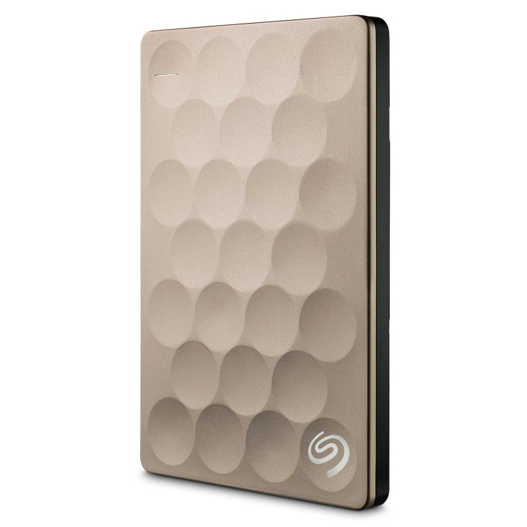 Seagate Backup Plus Ultra Slim 2TB Portable External Hard Drive