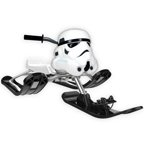 Star Wars Stormtrooper Snow Moto Zip Sled