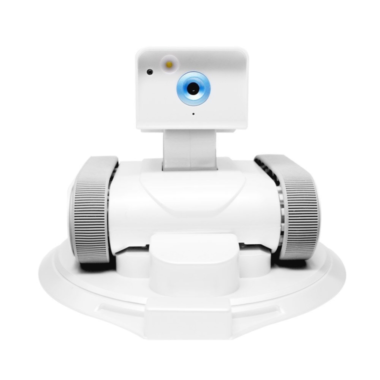 The First Ever Smart Home Security Robot