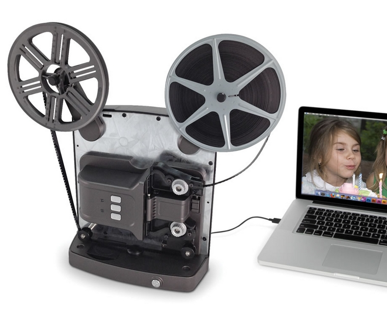 The Super 8 To Digital Video Converter