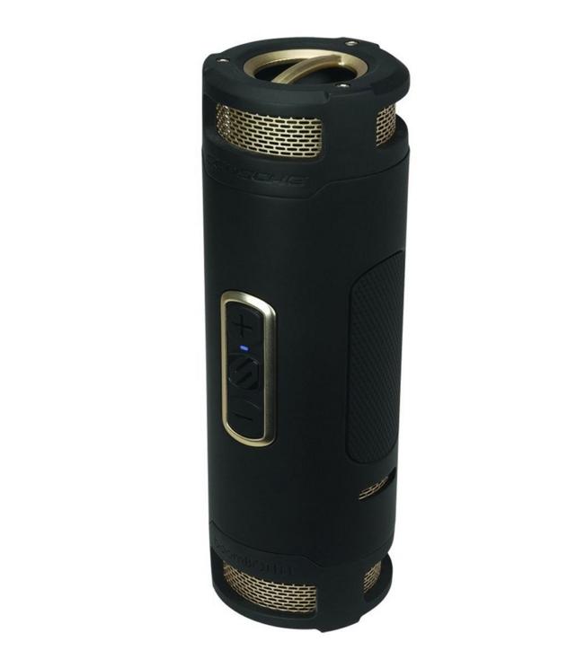 boomBOTTLE+ Rugged Waterproof Wireless Bluetooth Speaker